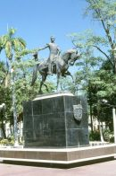 Statue of Simon Bolivar, Simon Bolivar Square, Maracaibo